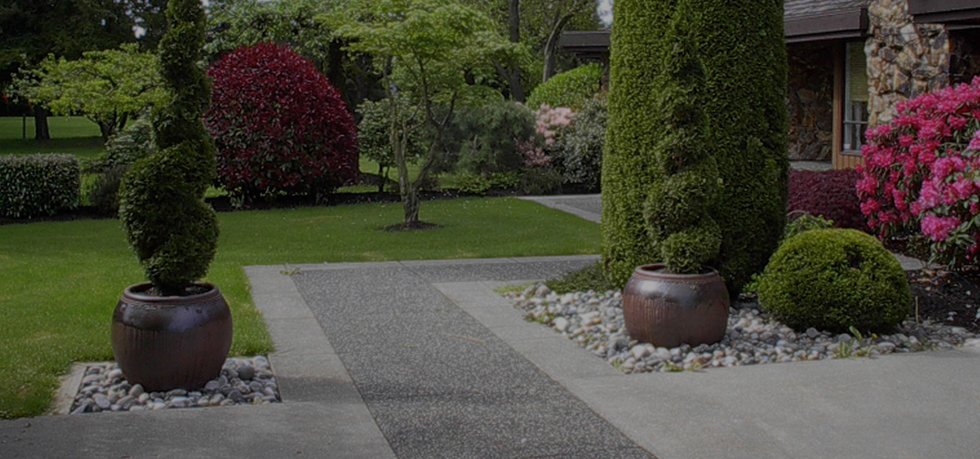 Design & Installation of Beautiful  Low-maintenance Landscapes.